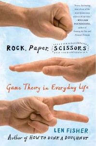 rock paper scissors len fisher game theory review eeconomics